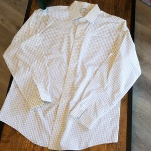 Brooks Brothers Regent white dress shirt